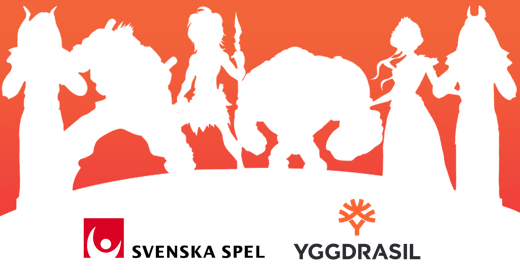 yggdrasil establish partnership with svenska spel