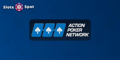 actionpoker network online casino logo