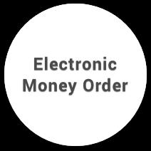 emo - electronic money order casino payment logo