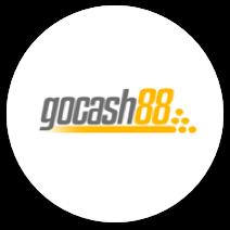 gocash88 casino payment logo