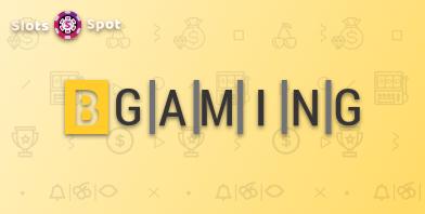 BGaming Slot Machines & Online Casinos