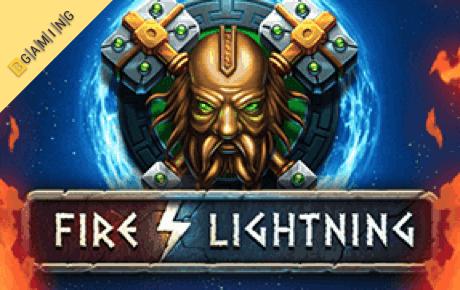 Fire Lightning slot machine