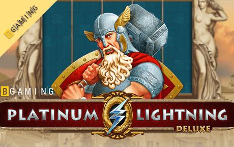 Platinum Lightning Deluxe slot machine