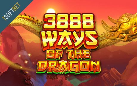 3888 Ways of the Dragon slot machine