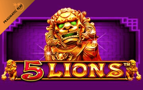 Spiele 5 Lions - Video Slots Online