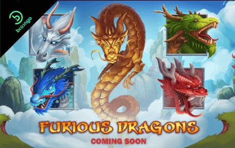 5th Dragons slot machine