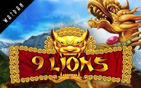 9 Lions slot machine