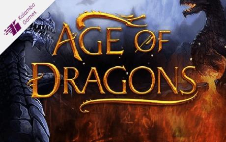 Age Of Dragons slot machine