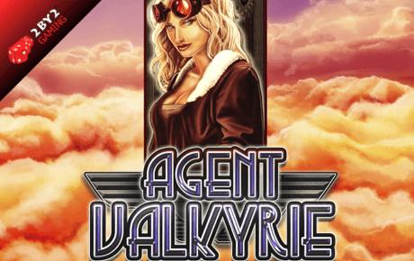 Agent Valkyrie slot machine