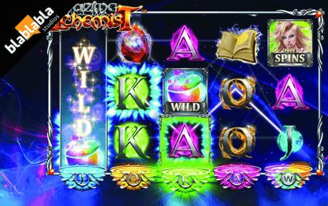 Amazing Alchemist slot machine