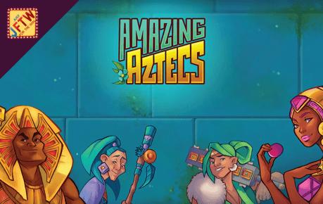 Amazing Aztecs slot machine