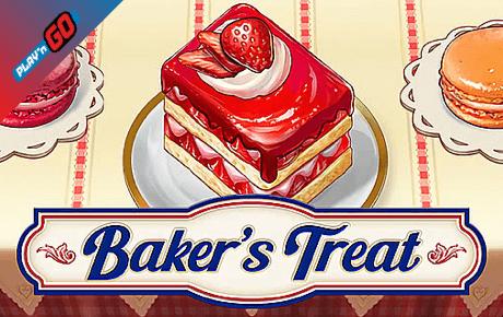 Bakers Treat slot machine