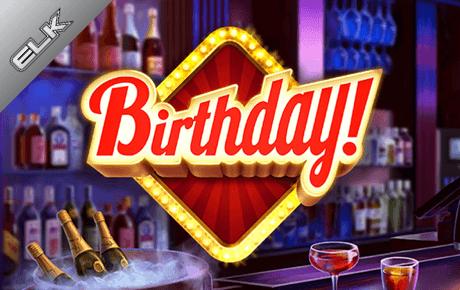 Birthday! slot machine
