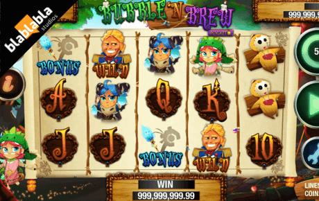 Bubble N Brew slot machine