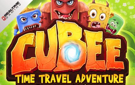 Cubee Time Travel Adventure slot machine