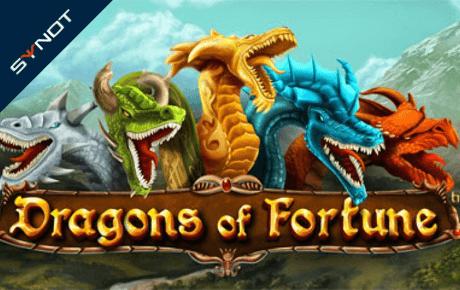 Dragons of Fortune slot machine