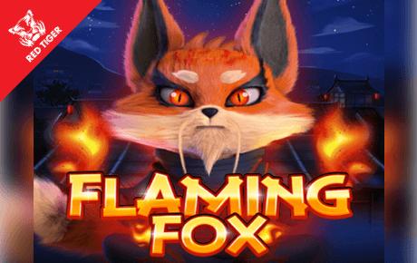 Flaming Fox slot machine
