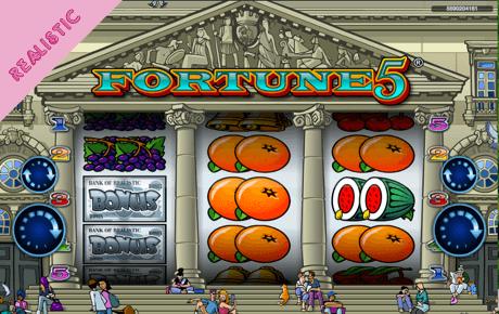 Fortune 5 slot machine