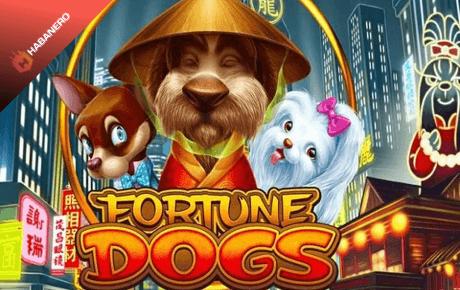 Fortune Dogs slot machine