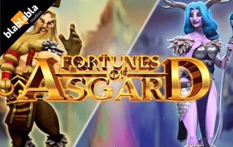 Fortunes of Asgard slot machine