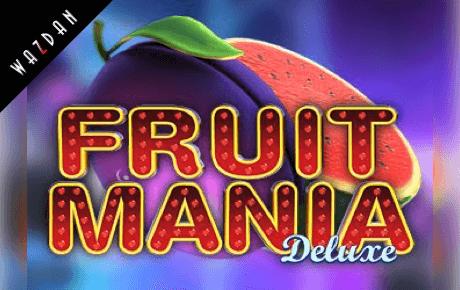 Fruit Mania Deluxe slot machine