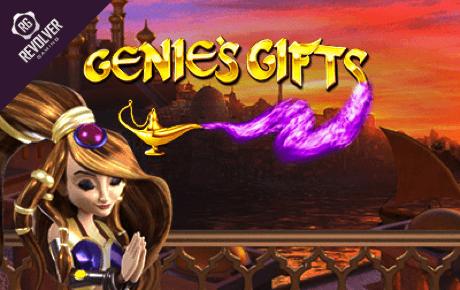 Genies Gift slot machine