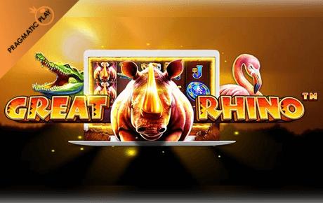 Great Rhino slot machine