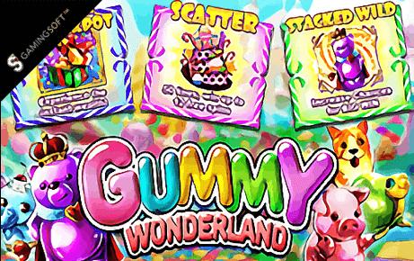 Gummy Wonderland slot machine