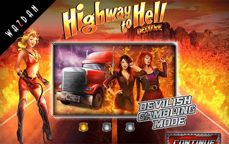 Highway to Hell Deluxe slot machine