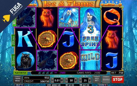 Ice and Flame slot machine