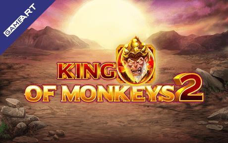 King Of Monkeys 2 slot machine