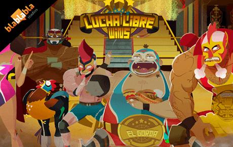 Lucha Libre Wins slot machine