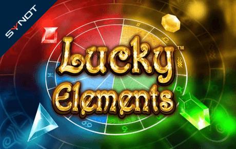 Lucky Elements slot machine