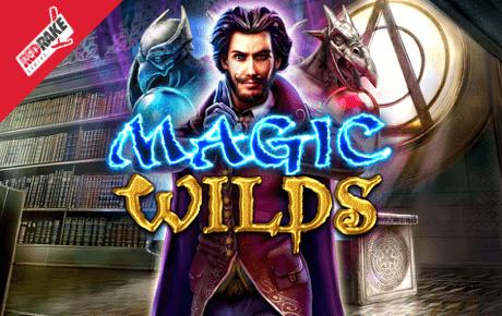 Magic Wilds slot machine