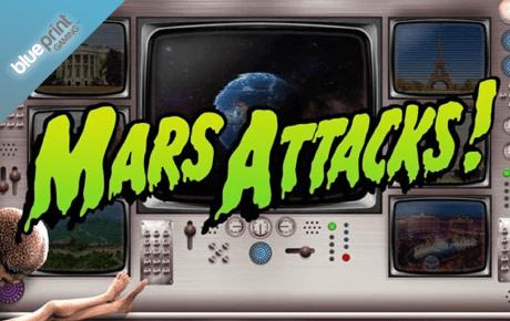 Mars Attacks slot machine