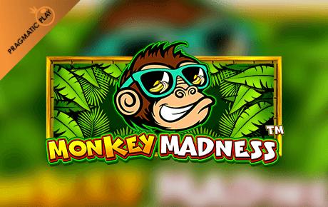 Monkey Madness slot machine
