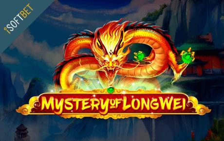 Mystery of Long Wei slot machine