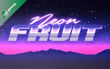 Neon Fruit slot machine