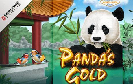 Pandas Gold slot machine