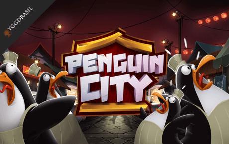 Penguin City Game