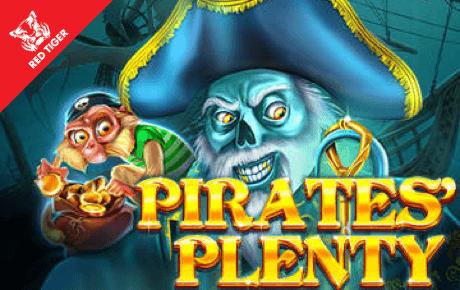 Pirates Plenty slot machine