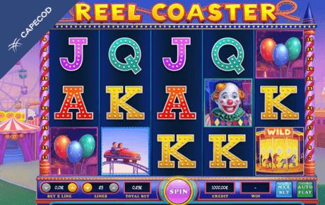 Reel Coaster slot machine