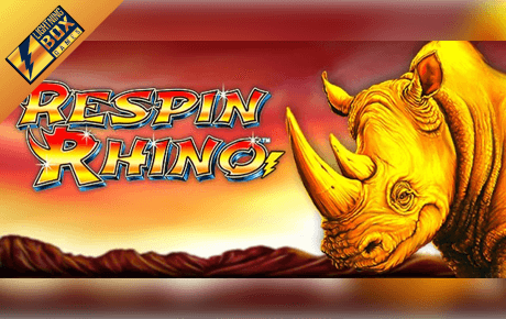 Respin Rhino slot machine