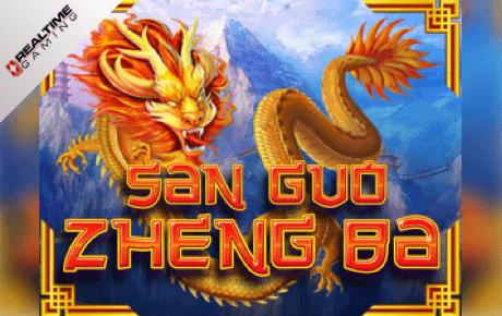 San Guo Zheng Ba slot machine