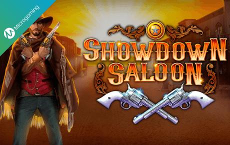 Showdown Saloon slot machine