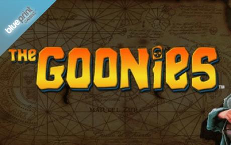 The Goonies slot machine