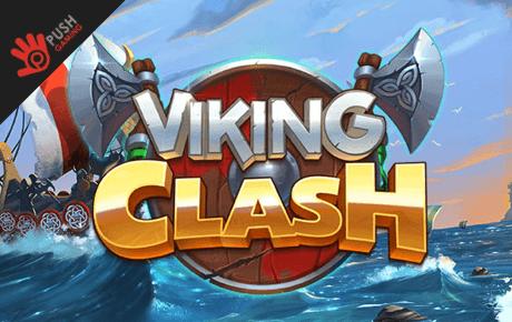 Viking Clash slot machine