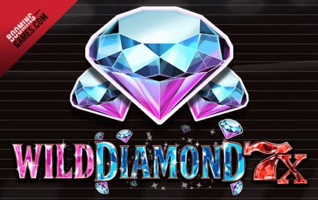 Wild Diamond 7x slot machine