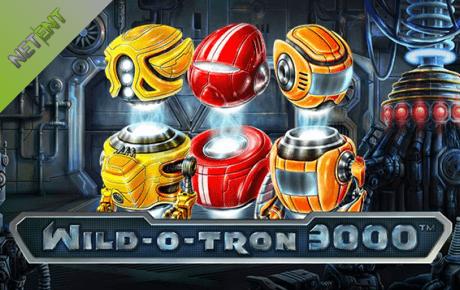 Wild O Tron 3000 slot machine