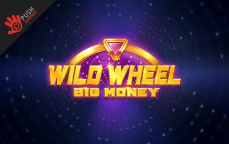 Wild Wheel Big Money slot machine